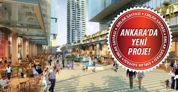 1071 Ankara projesi Usta İnşaat imzasıyla yükseliyor!
