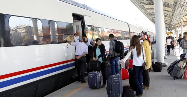 11 Ekim 2015 Ankara yht seferleri