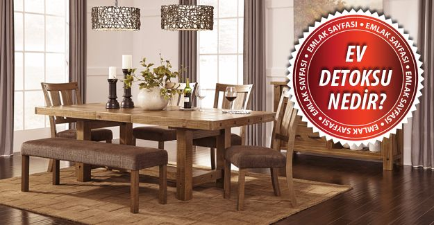 Ashley Furniture, ev detoksuna davet ediyor!
