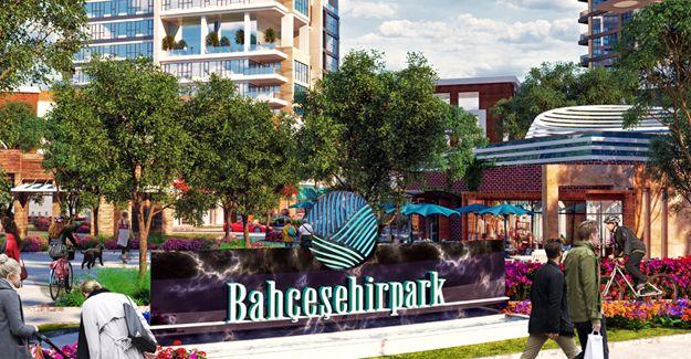 Bahçeşehir Park dükkan satışları başladı!