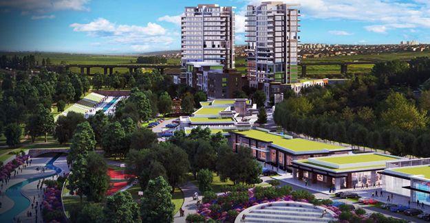 Bahçeşehir Park nerede? İşte lokasyon...
