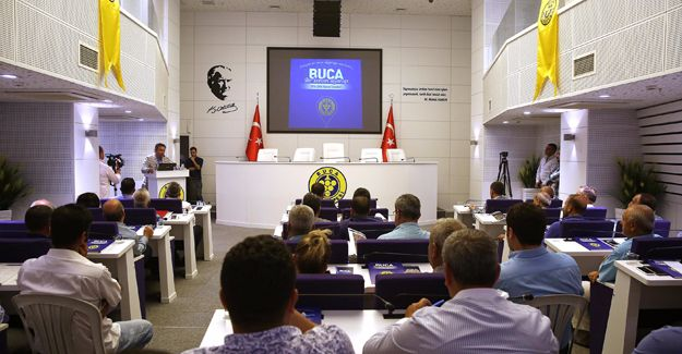 Başkan Piriştina Buca'yı anlattı!