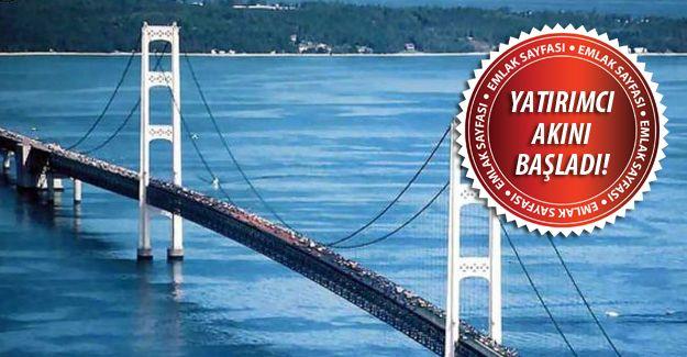 Çanakkale Köprüsü Gelibolu ve Lapseki'ye yaradı!