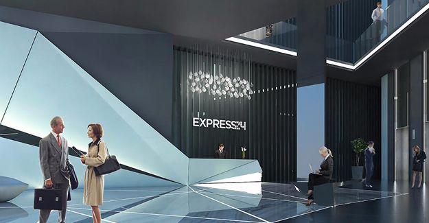 Express 24 iletişim!