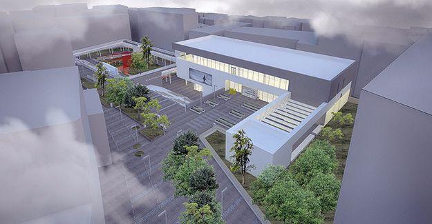 İzmir Yeşilyurt'a kültür merkezi yapılacak!