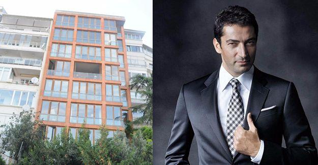 Kenan İmirzalıoğlu evini 6 bin dolara kiraya verdi!