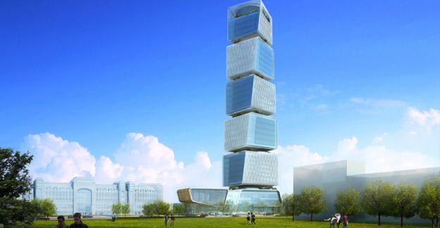 Tekfen İnşaat Azerbaycan Vergi Bakanlığı binasını yapacak!