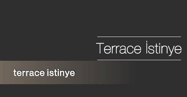 Terrace İstinye iletişim!