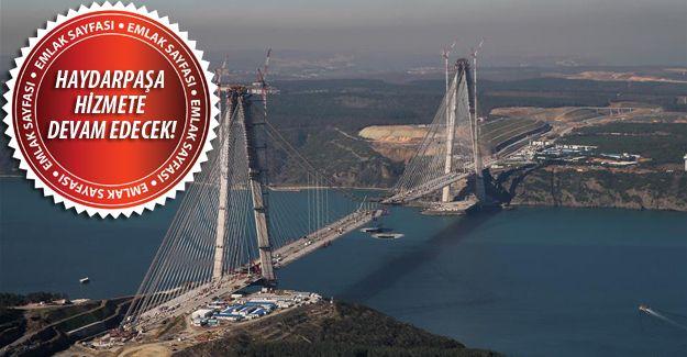 3. Köprü'de geçişler dolar ile olmayacak!