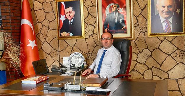 Afyon Sandıklı'da Belediye çalışmaları tam gaz!