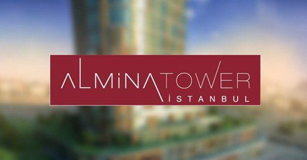 Almina Tower İstanbul'da hayal gibi ön talep fırsatı!
