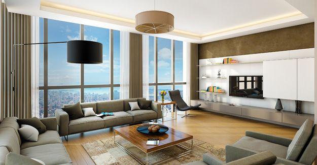 Alya Life Residence daire fiyatları!