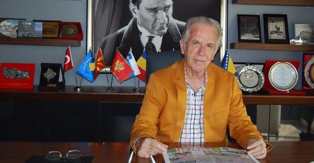 Başkan Kazançoğlu 'faizler 0,70'e inmeli'!