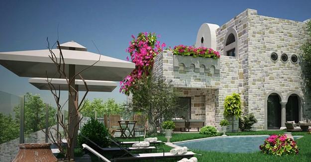 Elegan Yapı'dan yeni proje; Elegan Panorama Villas