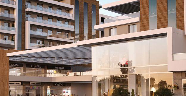 İzmir'in yeni alışveriş merkezi Park Myvia!