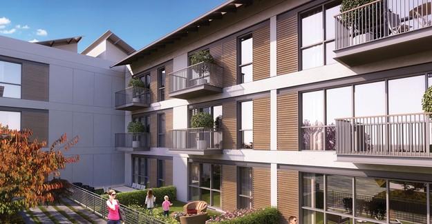 Köy projesi Zekeriyaköy'de yükseliyor!