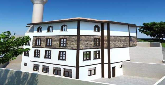 Mamak Belediyesi'nden 4 yeni cami!