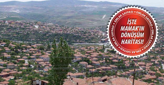 Mamak kentsel dönüşüm projeleri!