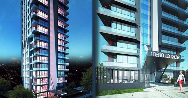 Marin Terrace Satılık!