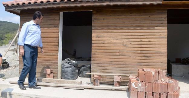 Osmangazi Belediyesi 120 yıllık değirmenleri yeniliyor!