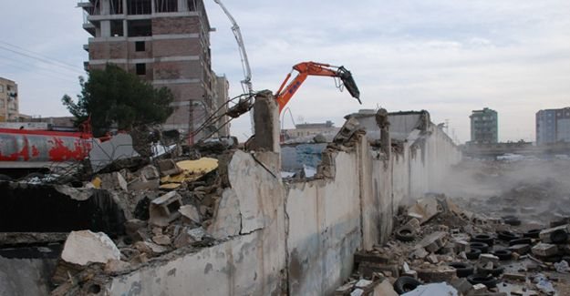 Şanlıurfa Karaköprü'de kentsel dönüşüm başladı!