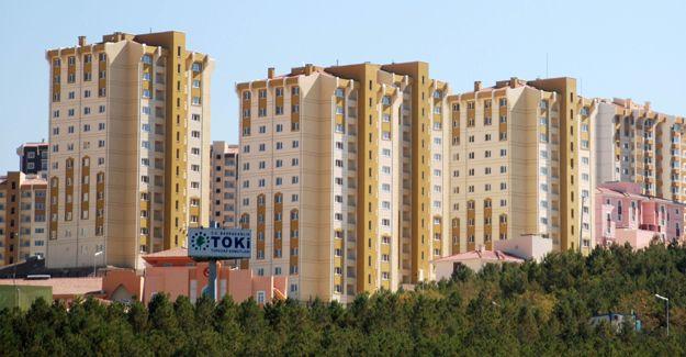TOKİ Burdur Gölhisar'a 326 konut inşa edecek!