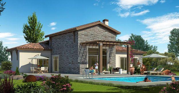 Toskana Orizzonte Sole ve Mare villaları satışta!
