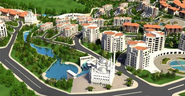 Ankara Elmadağ'da kentsel dönüşüm devam ediyor!