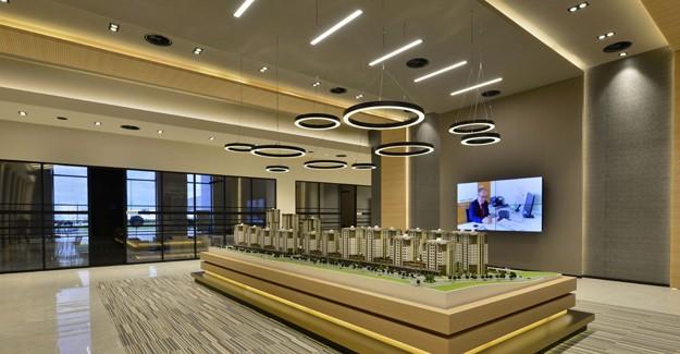 Avrupark Bahçekent Satış Ofisi!
