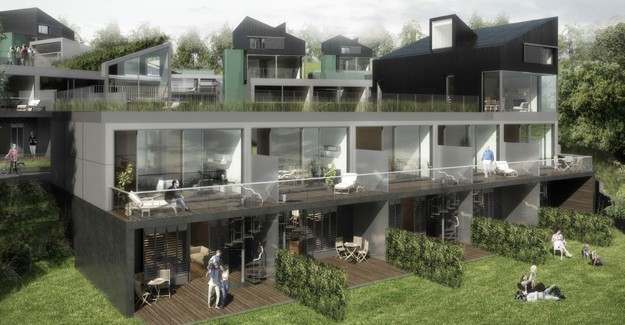 Belgrad Life Villa Kemerburgaz'da yükselecek!