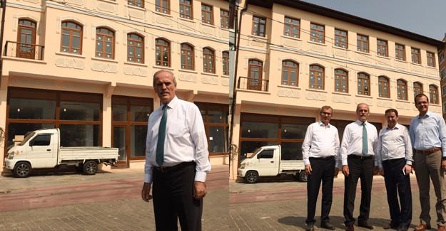 Büyükşehir Kayhan'ı restore ediyor!