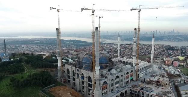 Çamlıca bölgesikentsel dönüşümve gelişim alanı ilan edildi!