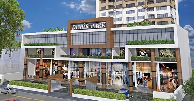 Demir Park Esenyurt / İstanbul Avrupa / Esenyurt