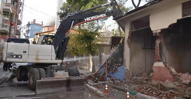 Gemlik Karsak Meydanı yenileniyor!