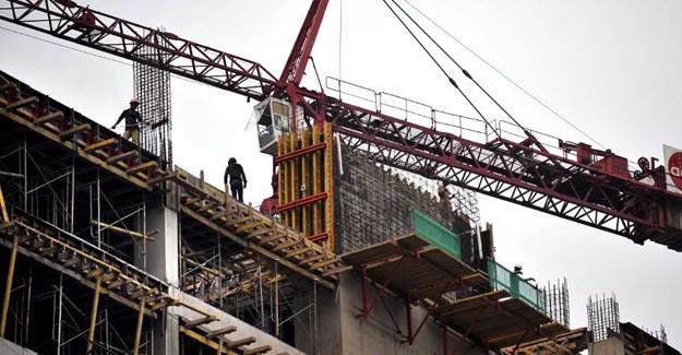 İnşaat sektöründe istihdam hızı Ekim-Aralık döneminde artacak!