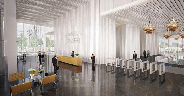 İstanbul Tower 205 ofis fiyatları!