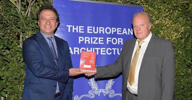 İstanbul'un yeni havalimanı Atina'da ödül aldı!
