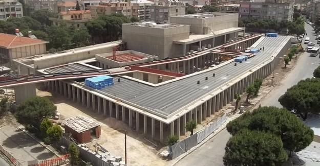 İzmir Bergama Kültür Merkezi'nin açılışı 8 Ekim'de!