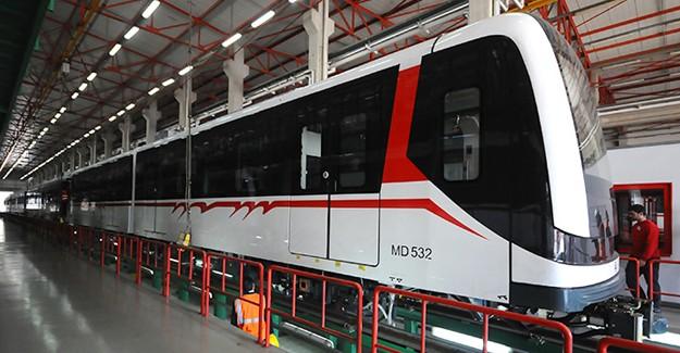 İzmir Buca'ya sürücüsüz metro geliyor!