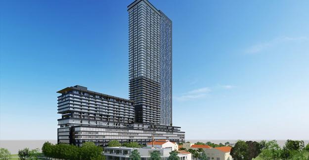Mahall Bomonti İzmir daire fiyatları!