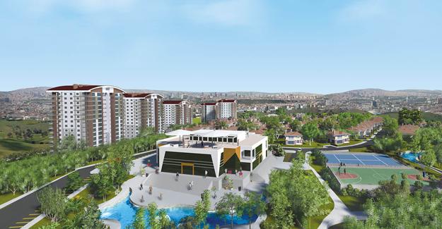 Mebuskent 'eğitim üssü' ile ailelerin gözdesi oldu!
