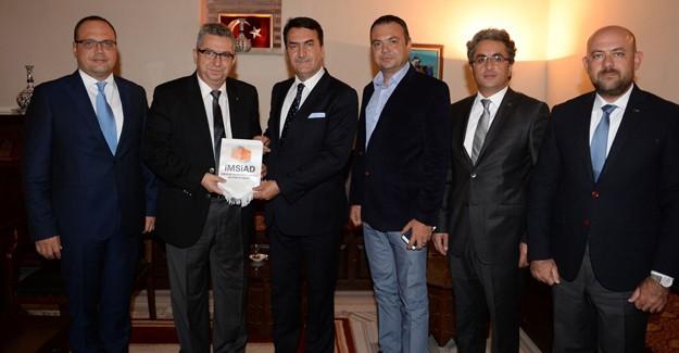 Mustafa Dündar'dan kentsel dönüşümde özel sektöre tam destek!