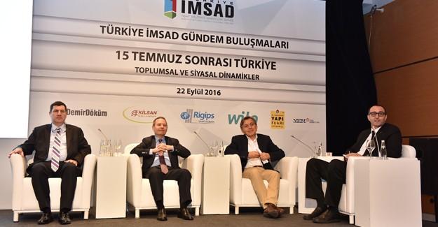 Türkiye İMSAD'dan ekonomiyi ve sektörü canlandıracak 5 öneri!