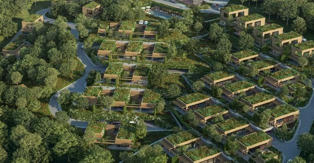Yeşil GYO'dan villa projesi; İnnovia Zekeriyaköy