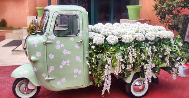 Yeşilyaka'nın Yeşil Araba'sı sokağa çıktı!