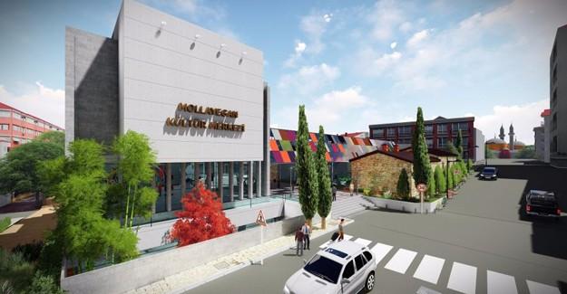 Yıldırım Belediyesi'nden dev kültür merkezi!