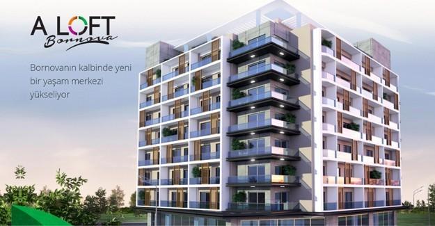 A Loft Bornova projesi daire fiyatları!