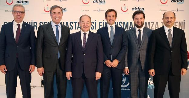 Akfen İnşaat'tan 3 yeni Şehir Hastanesi projesi!
