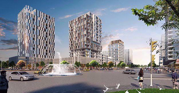 Akzirve Bahçeşehir projesi Akzirve Gayrimenkul imzasıyla yükselecek!