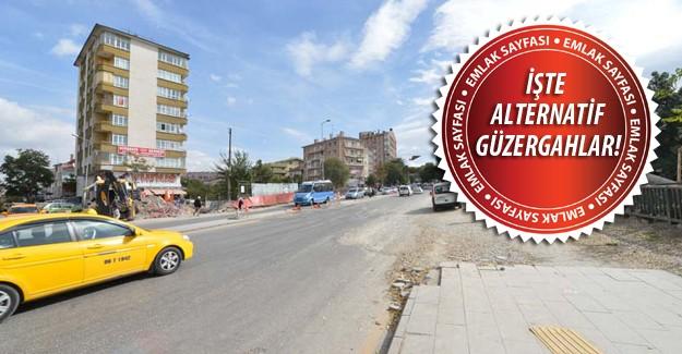 Ankara'da 25 günlük kapalı yol uyarısı!